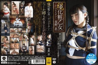 縄化粧乙女~ロープメイデン~/春野恵 限定版(DVD&ブルーレイディスク)