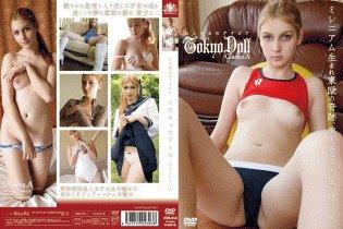 TOKYODOLL 白人美少女のグラビア/Glasha.A